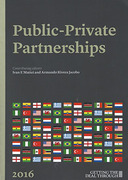 Cover of Getting the Deal Through: Public-Private Partnerships 2018