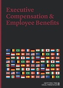 Cover of Getting the Deal Through: Executive Compensation & Employee Benefits 2017