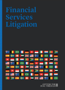 Cover of Getting the Deal Through: Financial Services Litigation 2017