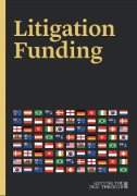 Cover of Getting the Deal Through: Litigation Funding 2017