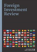 Cover of Getting the Deal Through: Foreign Investment Review 2018