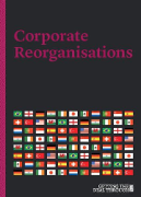 Cover of Getting the Deal Through: Corporate Reorganisations 2018