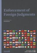 Cover of Getting the Deal Through: Enforcement of Foreign Judgments 2019