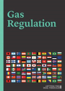 Cover of Getting the Deal Through: Gas Regulation 2018