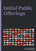 Cover of Getting the Deal Through: Initial Public offerings 2019