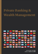 Cover of Getting the Deal Through: Private Banking & Wealth Management 2019