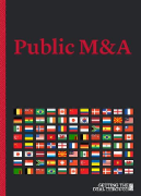 Cover of Getting the Deal Through: Public M&A 2018
