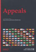 Cover of Getting the Deal Through: Appeals 2018