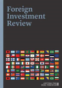 Cover of Getting the Deal Through: Foreign Investment Review 2019
