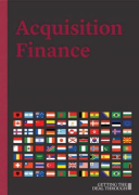 Cover of Getting the Deal Through: Acquisition Finance 2018