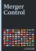 Cover of Getting the Deal Through: Merger Control 2017