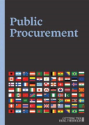 Cover of Getting the Deal Through: Public Procurement 2019
