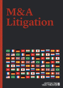 Cover of Getting the Deal Through: M&A Litigation 2019