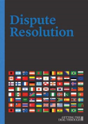 Cover of Getting the Deal Through: Dispute Resolution 2019