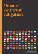 Cover of Getting the Deal Through: Private Antitrust Litigation 2020