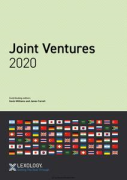Cover of Getting the Deal Through: Joint Ventures 2020