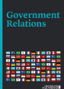 Cover of Getting the Deal Through: Government Relations 2019