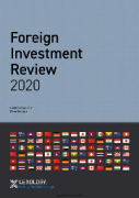 Cover of Getting the Deal Through: Foreign Investment Review 2020