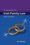 Cover of An Introduction to Irish Family Law