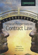 Cover of Feminist Perspectives on Contract Law