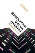 Cover of Regulating Social Housing: Governing Decline