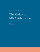 Cover of Guide to M&A Arbitration