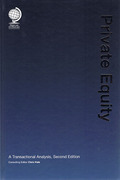 Cover of Private Equity: A Transactional Analysis