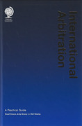 Cover of International Arbitration: A Practical Guide