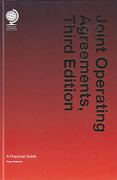 Cover of Joint Operating Agreements: A Practical Guide