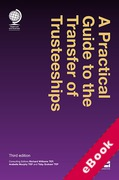 Cover of STEP: A Practical Guide to the Transfer of Trusteeships (eBook)