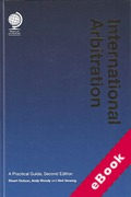 Cover of International Arbitration: A Practical Guide (eBook)