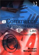 Cover of eCommerce: A Practical Guide to the Law
