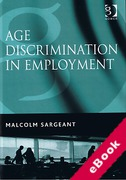 Cover of Age Discrimination in Employment (eBook)