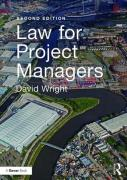 Cover of Law for Project Managers