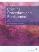 Cover of Criminal Procedure and Punishment