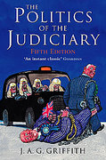 Cover of The Politics of the Judiciary