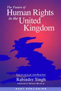 Cover of The Future of Human Rights in the United Kingdom