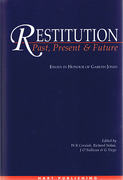Cover of Restitution: Past, Present and Future: Essays in Honour of Gareth Jones