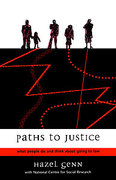 Cover of Paths to Justice