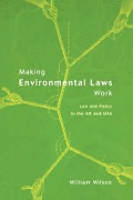 Cover of Making Environmental Laws Work