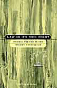 Cover of Law in Its Own Right