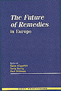 Cover of The Future of Remedies in Europe