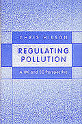 Cover of Regulating Pollution: A UK and EC Perspective