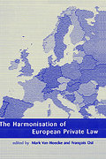 Cover of The Harmonisation of European Private Law