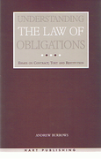 Cover of Understanding the Law of Obligations: Essays on Contract, Tort and Restitution