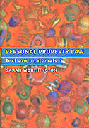 Cover of Personal Property Law