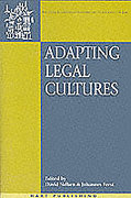 Cover of Adapting Legal Cultures