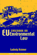 Cover of Casebook on EU Environmental Law