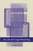 Cover of On Law and Legal Reasoning