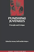 Cover of Punishing Juveniles: Principle and Critique